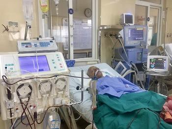 Bệnh viện K cứu sống bệnh nhân nhược cơ nặng bằng kỹ thuật thay huyết tương