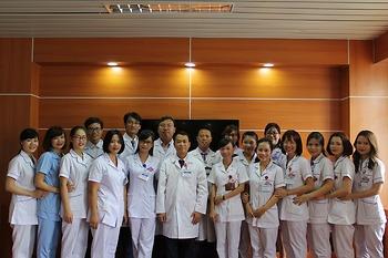 Giới thiệu Khoa Điều trị A (ĐTTYC)