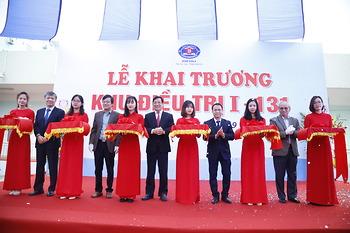 Bệnh viện K khai trương khu điều trị I131 – dược chất phóng xạ hướng đến nâng cao chất lượng điều trị ung thư tại Việt Nam