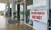 Tin vui: Sáng nay 30 bệnh nhân mắc COVID-19 tại Bệnh viện Bệnh Nhiệt đới TW ra viện