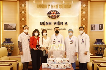 Tri ân những nhà hảo tâm trong công tác phòng chống dịch COVID-19
